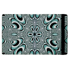 Kaleidoskope Digital Computer Graphic Apple Ipad 3/4 Flip Case by Nexatart