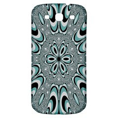 Kaleidoskope Digital Computer Graphic Samsung Galaxy S3 S Iii Classic Hardshell Back Case by Nexatart
