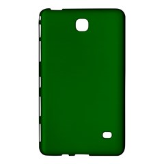 Dark Plain Green Samsung Galaxy Tab 4 (7 ) Hardshell Case  by Jojostore