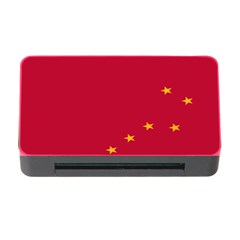 Alaska Star Red Yellow Memory Card Reader With Cf by Jojostore