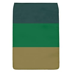 Blue Green Brown Flap Covers (s)  by Jojostore