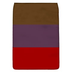 Brown Purple Red Flap Covers (l)  by Jojostore