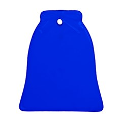 Plain Blue Ornament (bell) by Jojostore