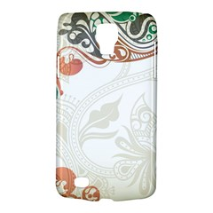 Flower Floral Tree Leaf Galaxy S4 Active by Jojostore