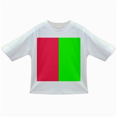 Neon Red Green Infant/toddler T Shirts by Jojostore