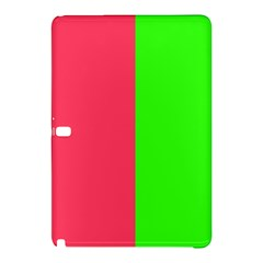 Neon Red Green Samsung Galaxy Tab Pro 10 1 Hardshell Case by Jojostore