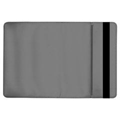 Plain Grey Ipad Air Flip by Jojostore