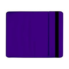 Plain Violet Purple Samsung Galaxy Tab Pro 8 4  Flip Case by Jojostore