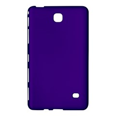Plain Violet Purple Samsung Galaxy Tab 4 (7 ) Hardshell Case  by Jojostore