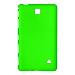 Plain Green Samsung Galaxy Tab 4 (8 ) Hardshell Case  by Jojostore