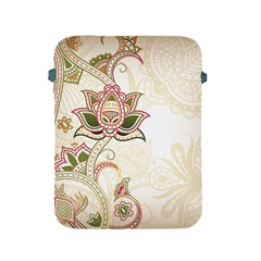 Floral Flower Star Leaf Gold Apple Ipad 2/3/4 Protective Soft Cases by Jojostore
