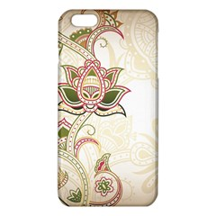 Floral Flower Star Leaf Gold Iphone 6 Plus/6s Plus Tpu Case by Jojostore