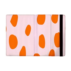 Polka Dot Orange Pink Ipad Mini 2 Flip Cases by Jojostore