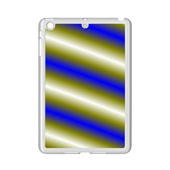 Color Diagonal Gradient Stripes Ipad Mini 2 Enamel Coated Cases by Nexatart