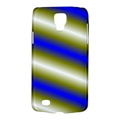 Color Diagonal Gradient Stripes Galaxy S4 Active by Nexatart