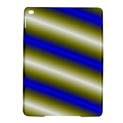 Color Diagonal Gradient Stripes Ipad Air 2 Hardshell Cases by Nexatart