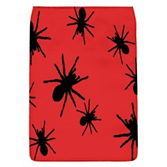 Illustration With Spiders Flap Covers (s)  by Nexatart