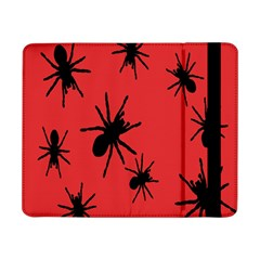 Illustration With Spiders Samsung Galaxy Tab Pro 8 4  Flip Case by Nexatart