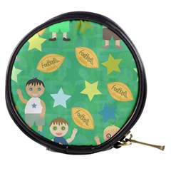 Football Kids Children Pattern Mini Makeup Bags