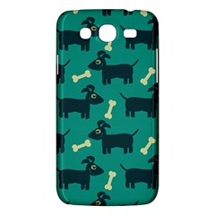 Happy Dogs Animals Pattern Samsung Galaxy Mega 5 8 I9152 Hardshell Case  by Nexatart
