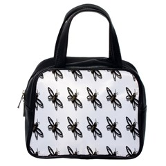 Insect Animals Pattern Classic Handbags (one Side)