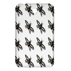 Insect Animals Pattern Samsung Galaxy Tab 3 (7 ) P3200 Hardshell Case  by Nexatart