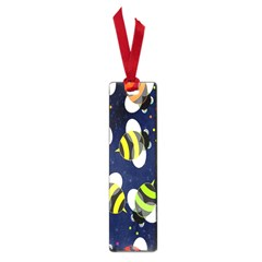 Bees Cartoon Bee Pattern Small Book Marks by Nexatart