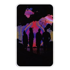 Abstract Surreal Sunset Memory Card Reader
