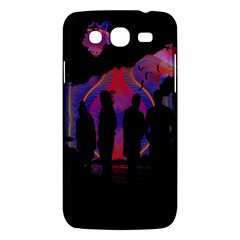 Abstract Surreal Sunset Samsung Galaxy Mega 5 8 I9152 Hardshell Case  by Nexatart