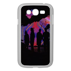 Abstract Surreal Sunset Samsung Galaxy Grand Duos I9082 Case (white) by Nexatart