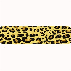 A Jaguar Fur Pattern Large Bar Mats