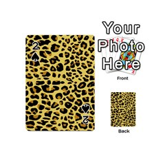 A Jaguar Fur Pattern Playing Cards 54 (mini)
