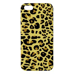 A Jaguar Fur Pattern Apple Iphone 5 Premium Hardshell Case