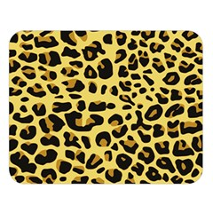 A Jaguar Fur Pattern Double Sided Flano Blanket (large)  by Nexatart