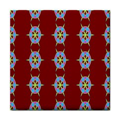 Geometric Seamless Pattern Digital Computer Graphic Wallpaper Tile Coasters by Nexatart