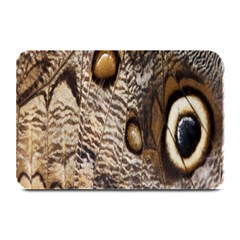 Butterfly Wing Detail Plate Mats by Nexatart