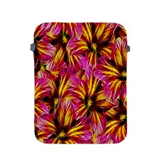 Floral Pattern Background Seamless Apple Ipad 2/3/4 Protective Soft Cases