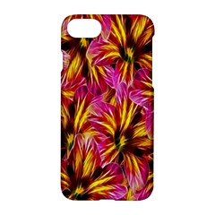 Floral Pattern Background Seamless Apple Iphone 7 Hardshell Case by Nexatart