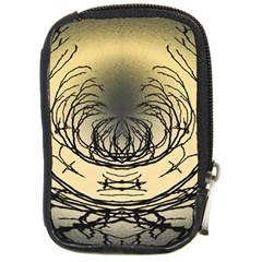 Atmospheric Black Branches Abstract Compact Camera Cases by Nexatart