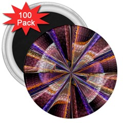 Background Image With Wheel Of Fortune 3  Magnets (100 Pack) by Nexatart