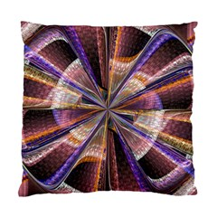 Background Image With Wheel Of Fortune Standard Cushion Case (two Sides) by Nexatart