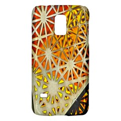 Abstract Starburst Background Wallpaper Of Metal Starburst Decoration With Orange And Yellow Back Galaxy S5 Mini