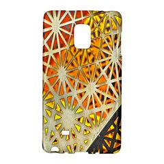 Abstract Starburst Background Wallpaper Of Metal Starburst Decoration With Orange And Yellow Back Galaxy Note Edge
