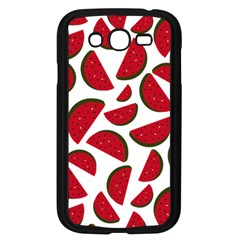 Fruit Watermelon Seamless Pattern Samsung Galaxy Grand Duos I9082 Case (black) by Nexatart