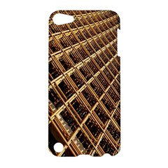 Construction Site Rusty Frames Making A Construction Site Abstract Apple Ipod Touch 5 Hardshell Case by Nexatart