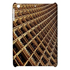 Construction Site Rusty Frames Making A Construction Site Abstract Apple Ipad Mini Hardshell Case by Nexatart