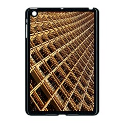 Construction Site Rusty Frames Making A Construction Site Abstract Apple Ipad Mini Case (black) by Nexatart