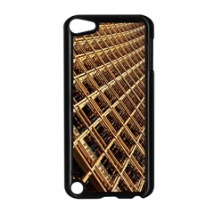 Construction Site Rusty Frames Making A Construction Site Abstract Apple Ipod Touch 5 Case (black) by Nexatart