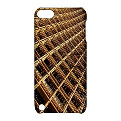Construction Site Rusty Frames Making A Construction Site Abstract Apple Ipod Touch 5 Hardshell Case With Stand