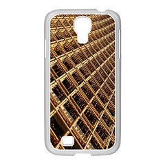 Construction Site Rusty Frames Making A Construction Site Abstract Samsung Galaxy S4 I9500/ I9505 Case (white)